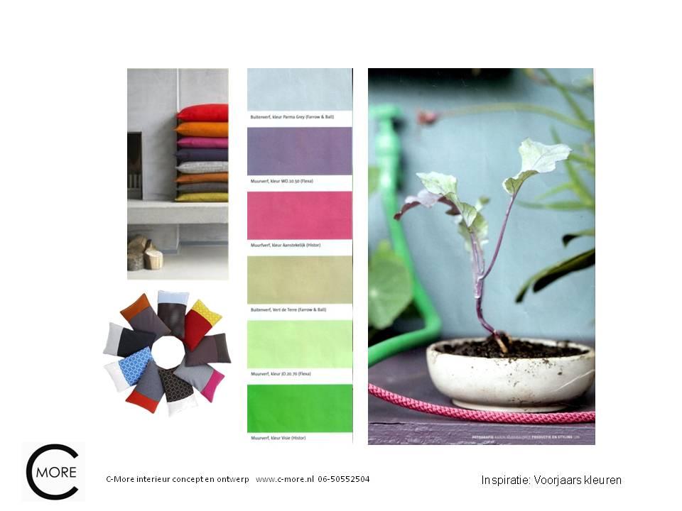 Slide4 workshops cursus kleur en interieur for Interieur cursus