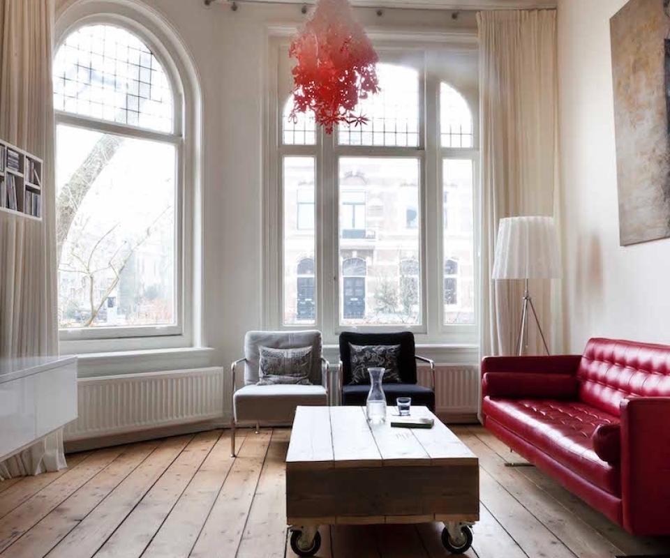 C-More interieur ontwerp Nijmegen woonhuis